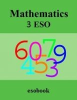mathematics 3 ESO textbook in simple English