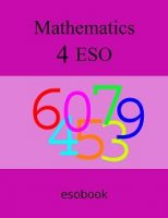 mathematics 4 ESO textbook in simple English